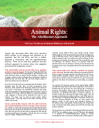 utilitarianism and animal rights essays Philosophy essays: utilitarianism utilitarianism this essay utilitarianism and other 63,000+ term papers, college essay examples and free essays are available now on reviewessayscom.